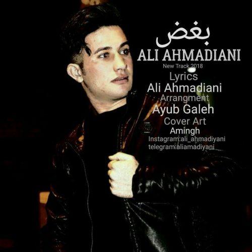 علی احمدیانی – بغض