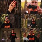 دانلود موزیک ویدئو روح الله کریمی به نام سکوت