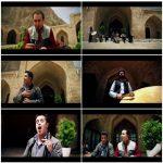 سجاد سهرابی راد – پرچم ایران