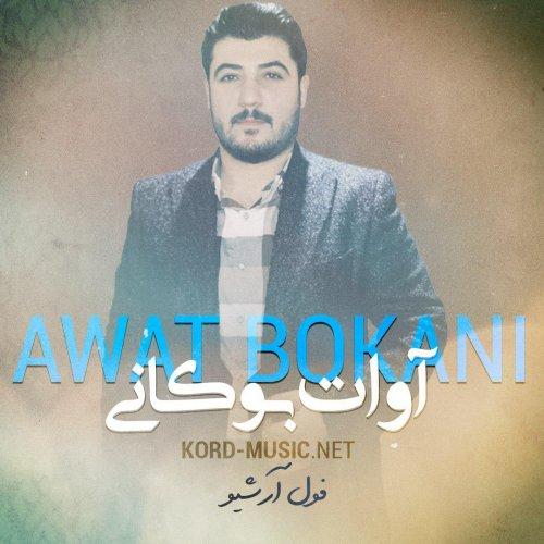 دانلود آهنگ آوات بوکانی به نام دلم میره کردستان