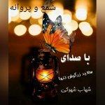 دانلود آهنگ سعید زرگوش تنها و شهاب شهرکی به نام شمع و پروانه
